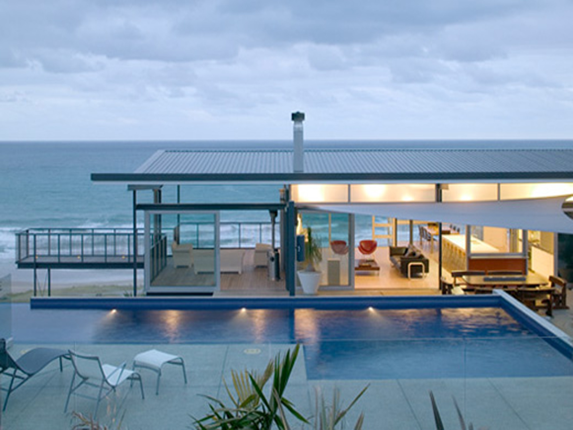 Post the most expensive house in your town page 3 for Beachside home designs